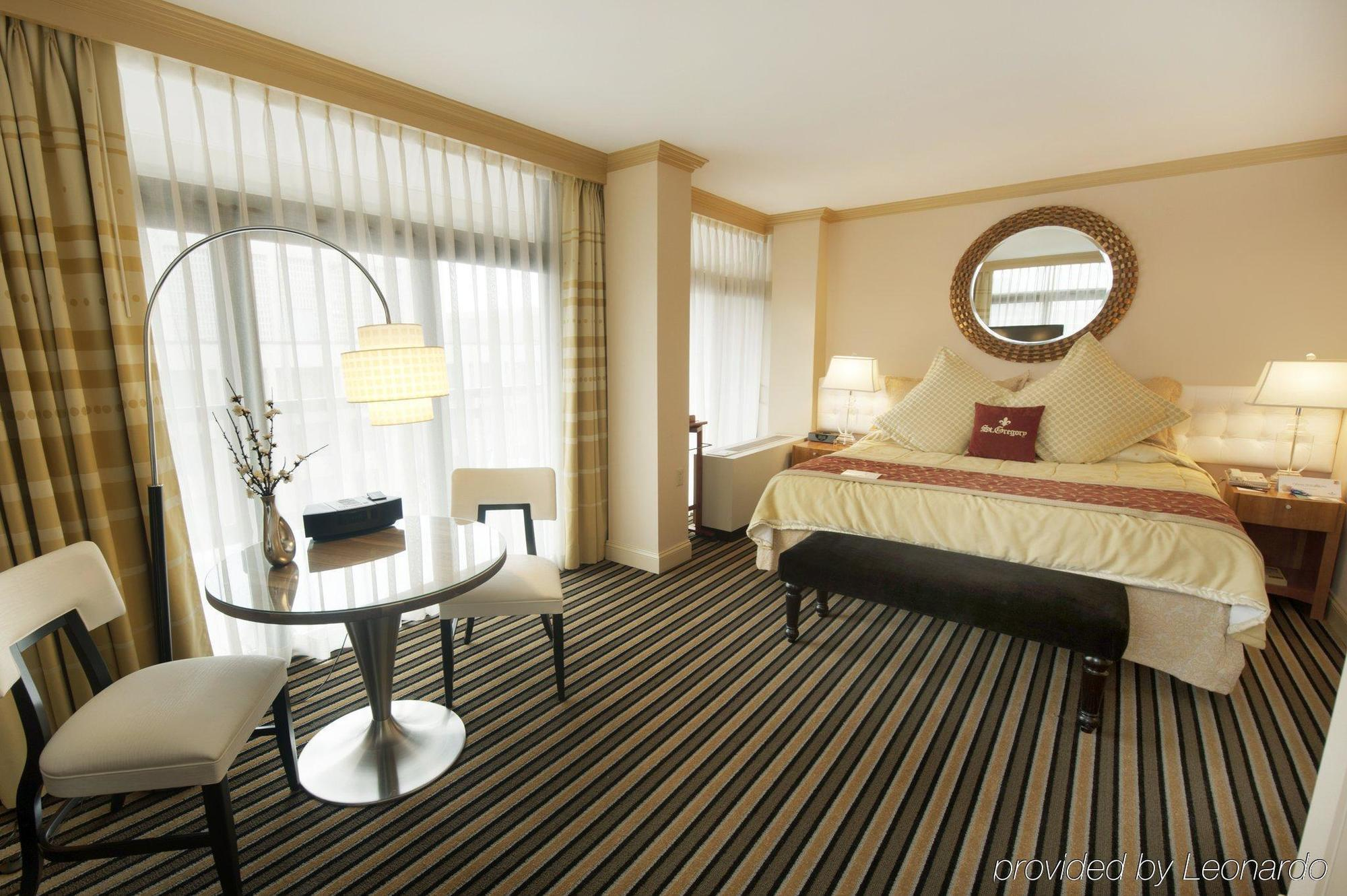 St. gregory luxury hotel and suites, washington ****